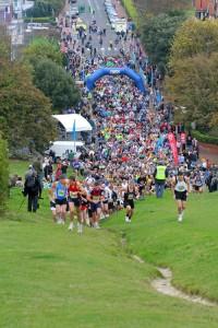 Beachy Head Marathon 2012